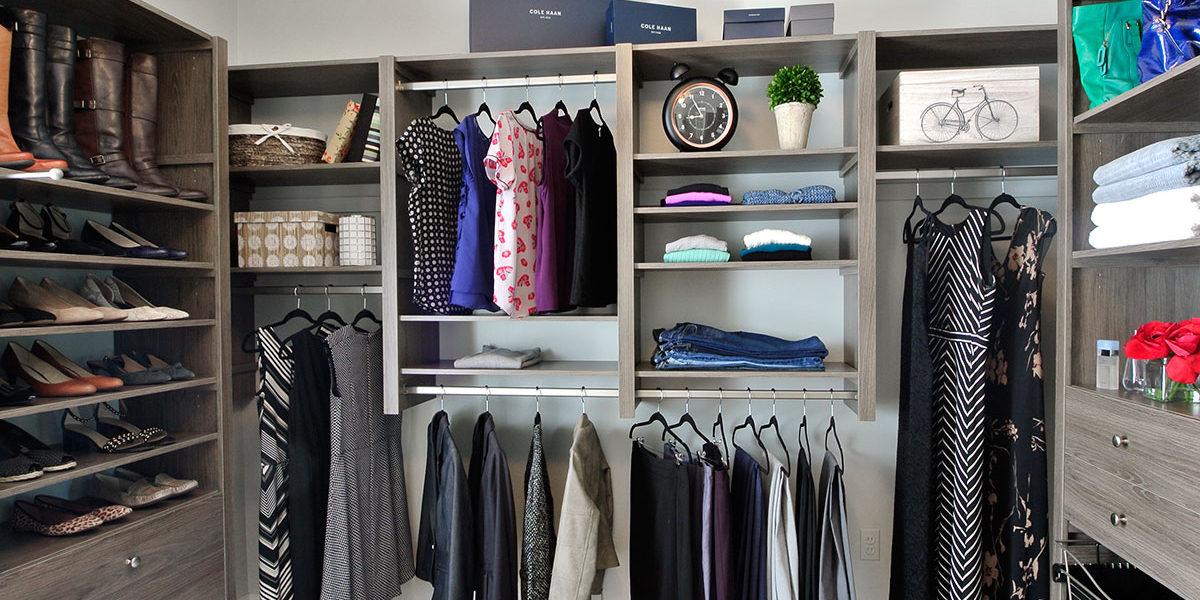 Custom Closet Vs. Pre Configured Closet: How To Get The Best Of Both Worlds