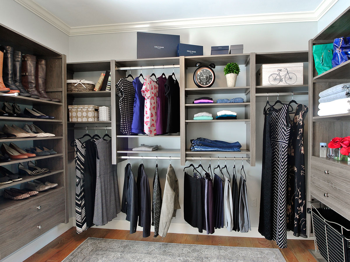 Custom Closet Vs Pre Configured How To Get The Best Of Both Worlds
