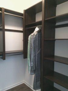 new victory closet install