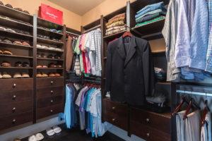 men's victory closet
