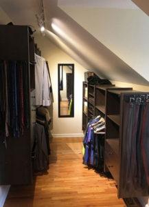 a custom victory closet