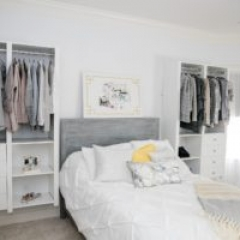 Victory Closets makes custom closet designs that are reconfigurable without tools and can be in all kinds of styles like walk in closets, mudroom storage, pantries, linin closets, and more in the eastern Pennsylvania area.